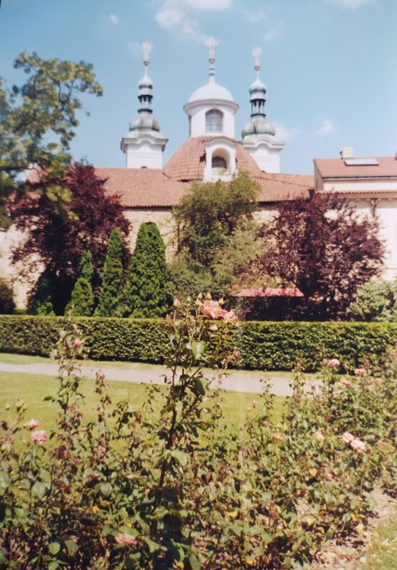 Strahov Monastery.