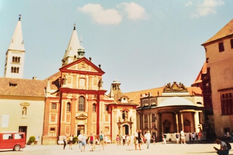 Saint George's Basilica.