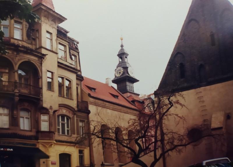 Jewish Town Hall.