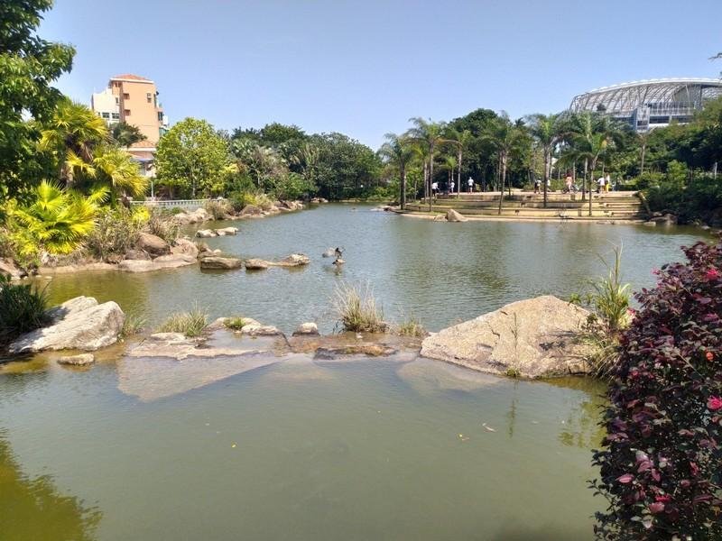 Ponds.