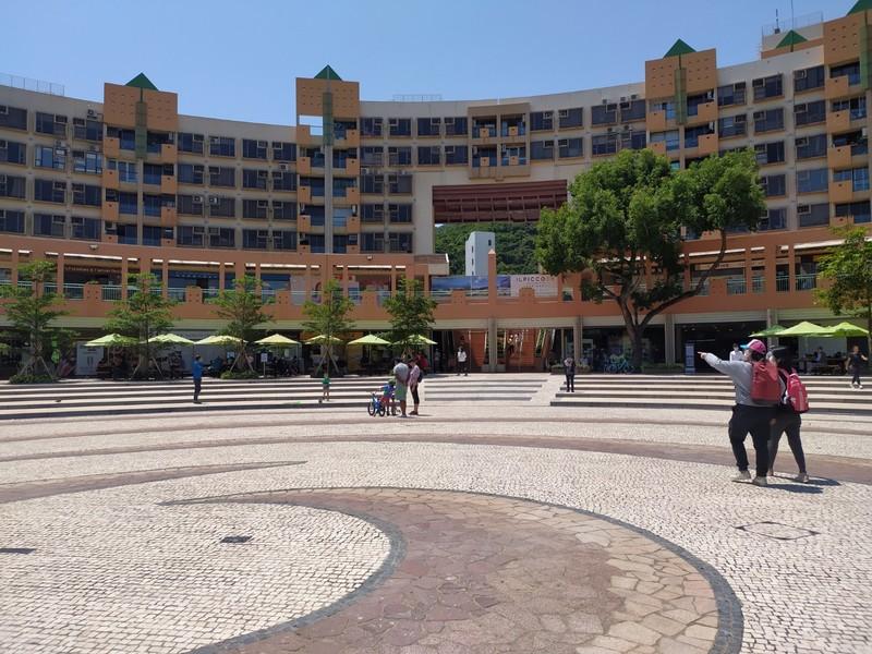 The Plaza.
