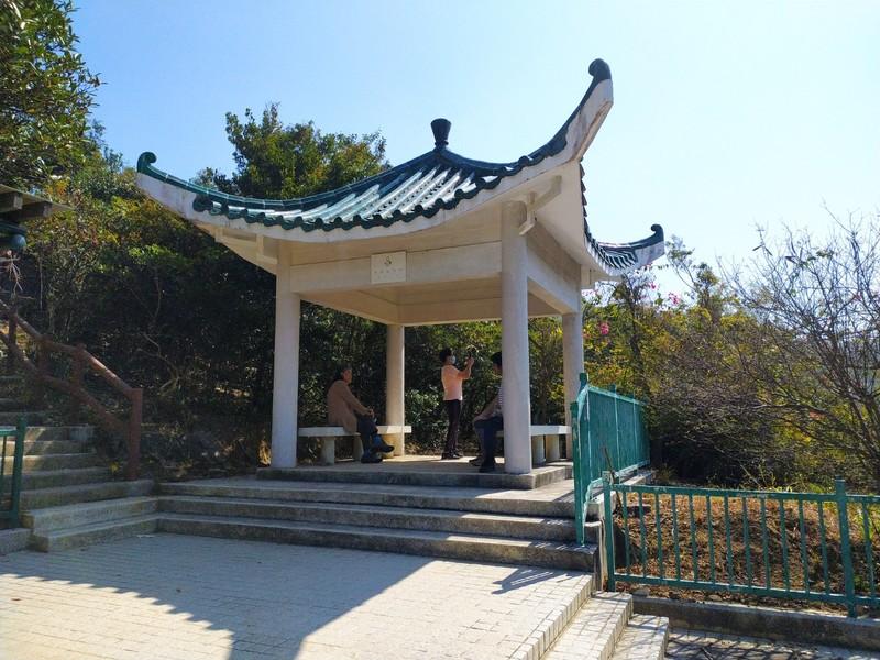 Nam Long Shan Rest Garden.
