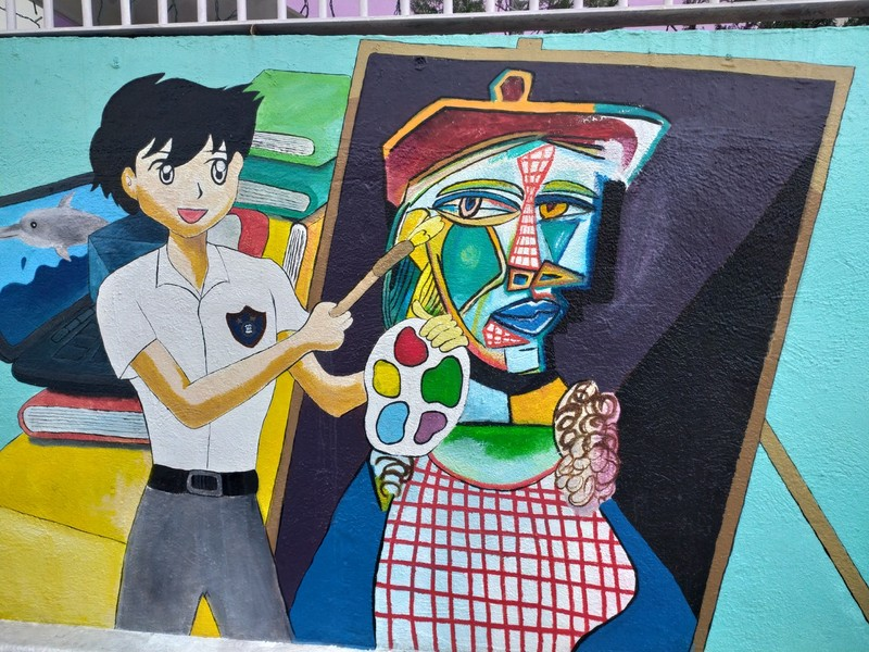 Artistic School.