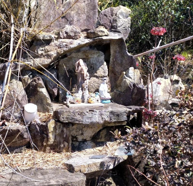 Shrines.
