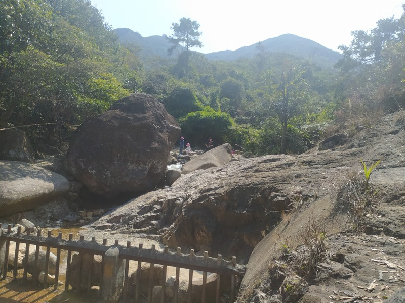 Rocky Stream.