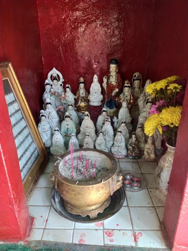 Little Shrines.