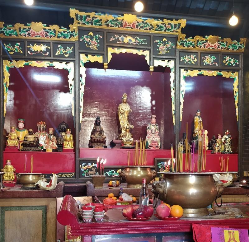 Shui Yuet Temple.