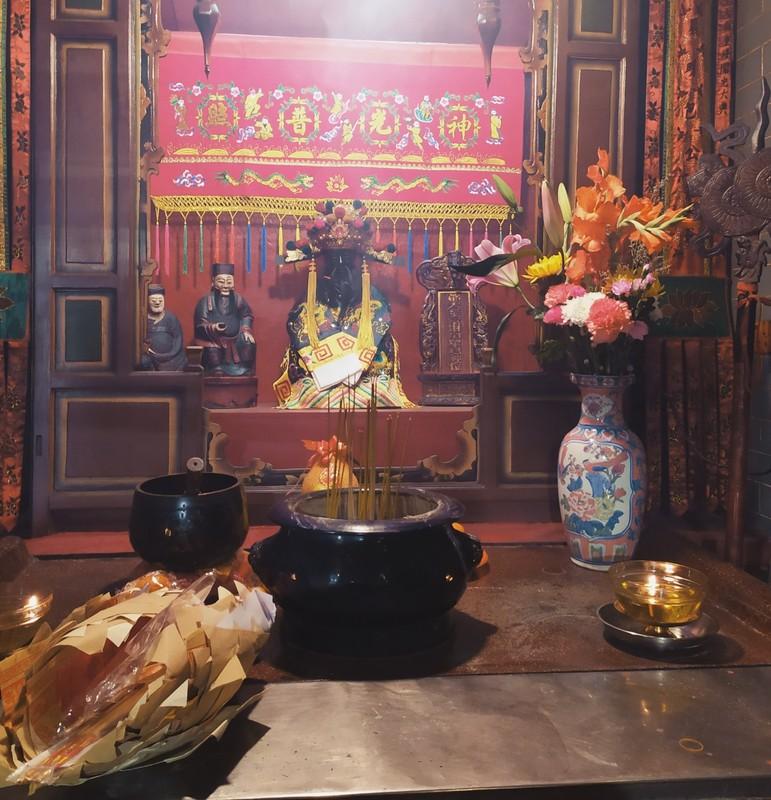 Hung Shing Temple.