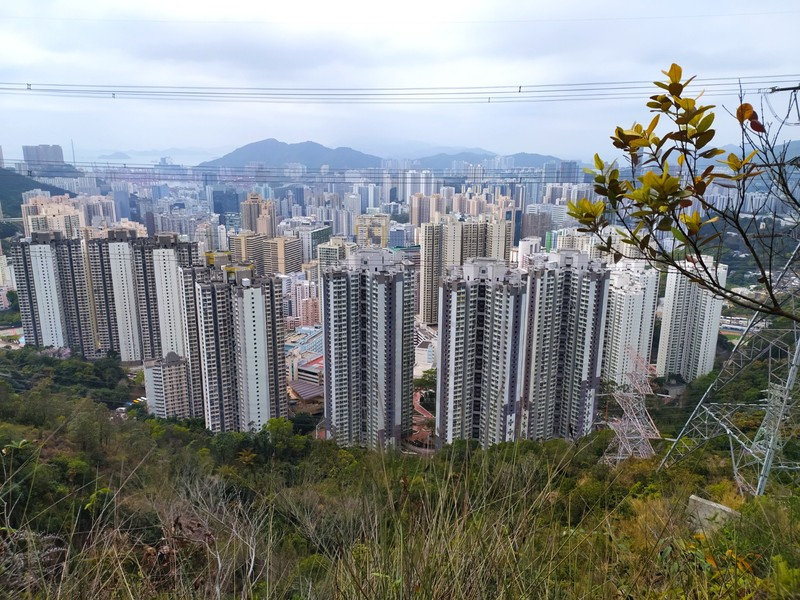 View Over Kowloon.