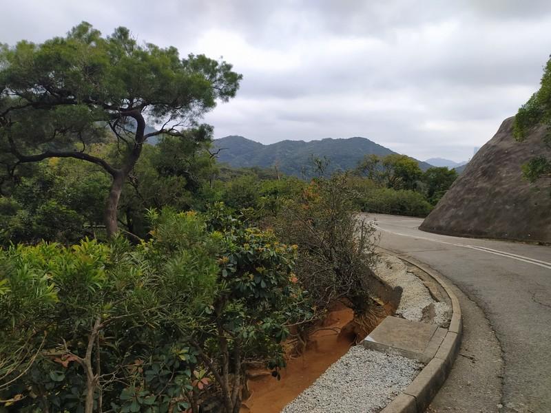 Golden Hill Road.