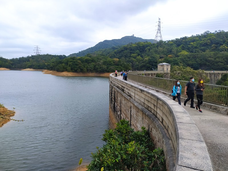 Kowloon Reservoir.