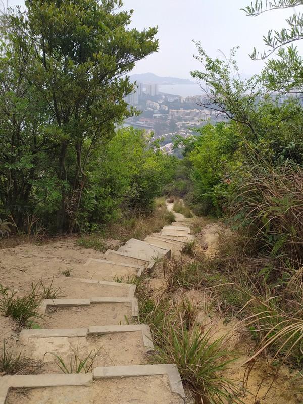 Those horrendous Steps.