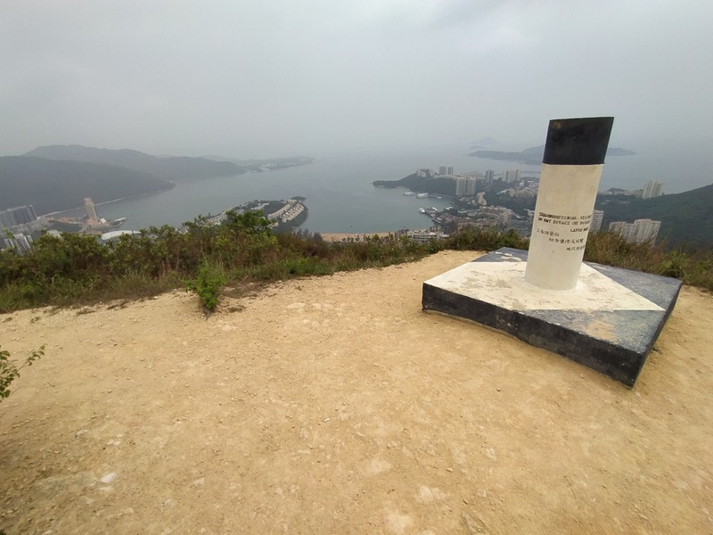 Trigonometrical Station and Views.