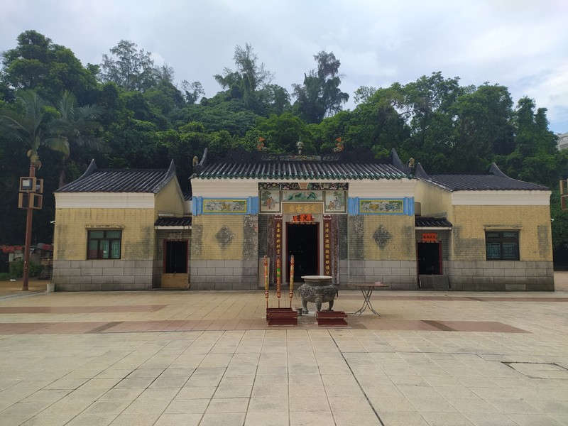 Tin Hau Temple.