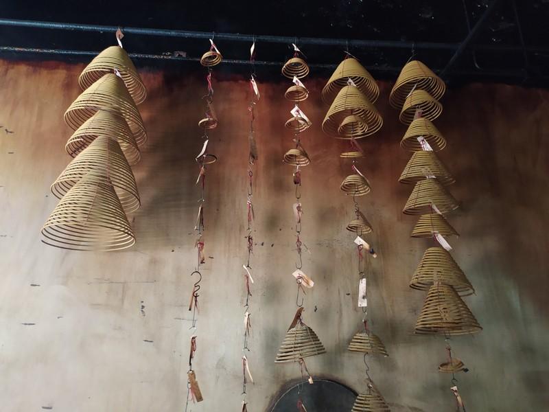 Incense Coils.