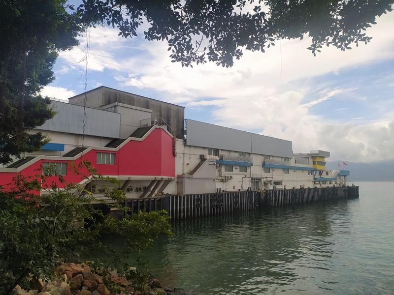 Tuen Mun Ferry Pier.