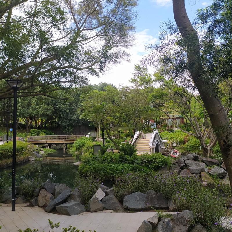 Butterfly Beach Park.