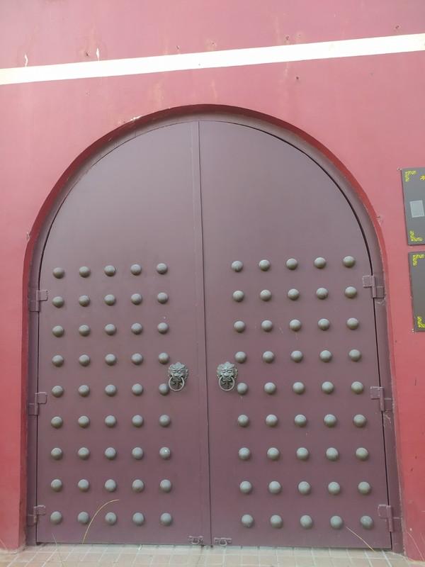 Impressive Doorway.