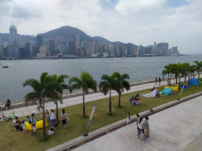 Harbour Walkway.