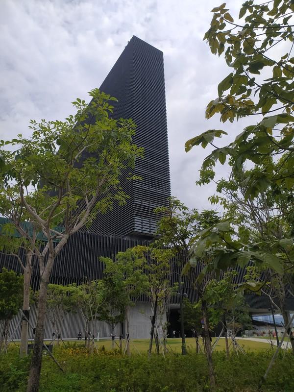 M  Building.