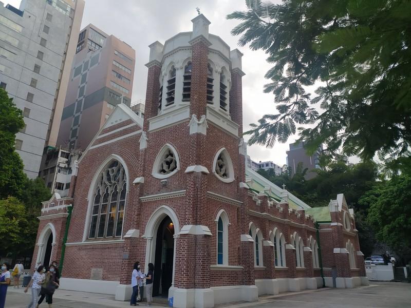 Saint Andrew's Church, Kowloon.