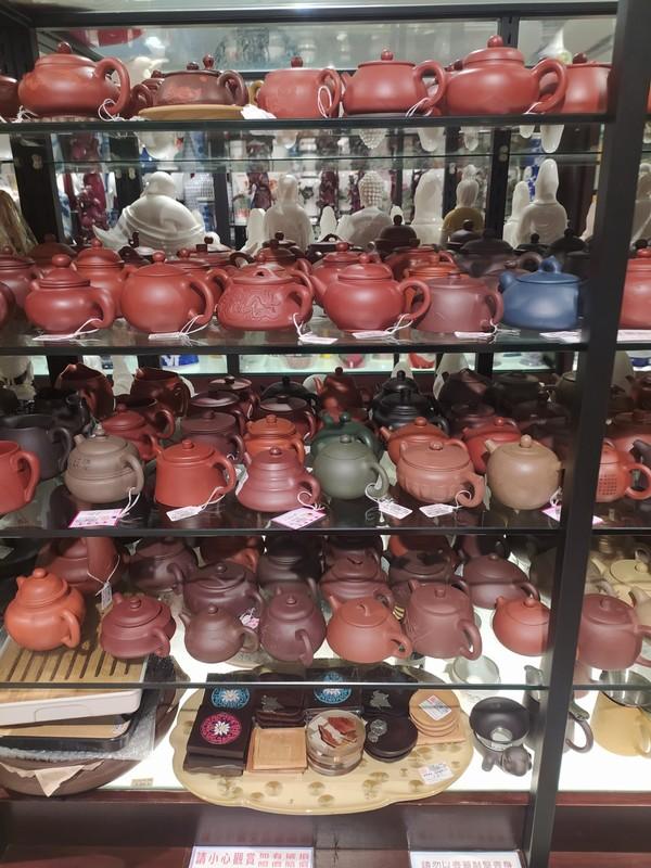Beautiful Teapots.