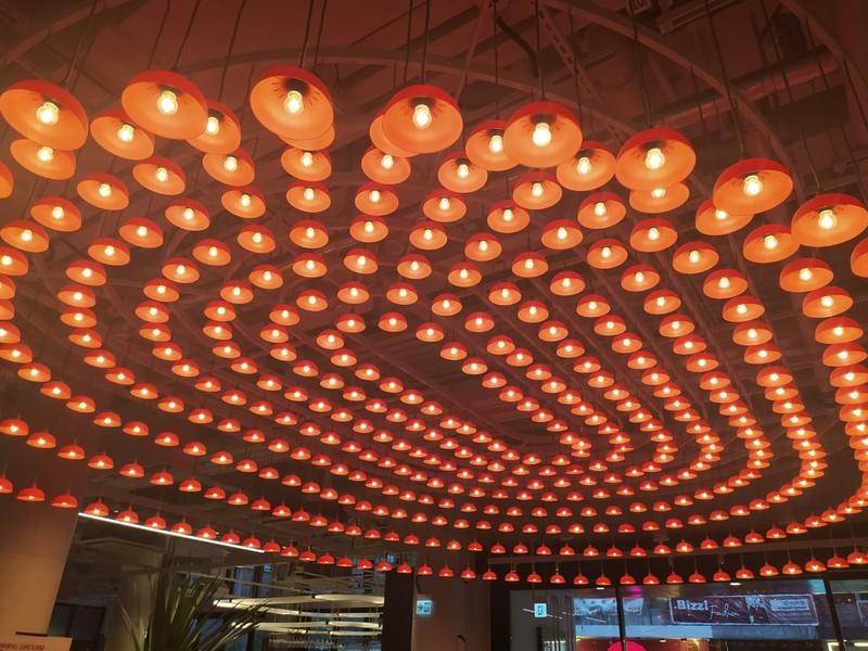 Fancy Lights.