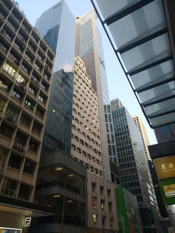 Tall Buildings.