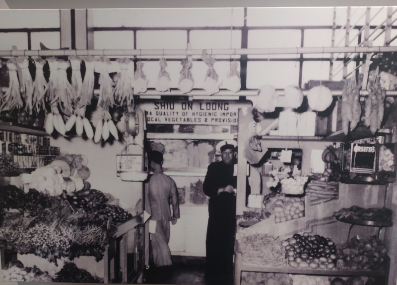 Old Photo of the market.
