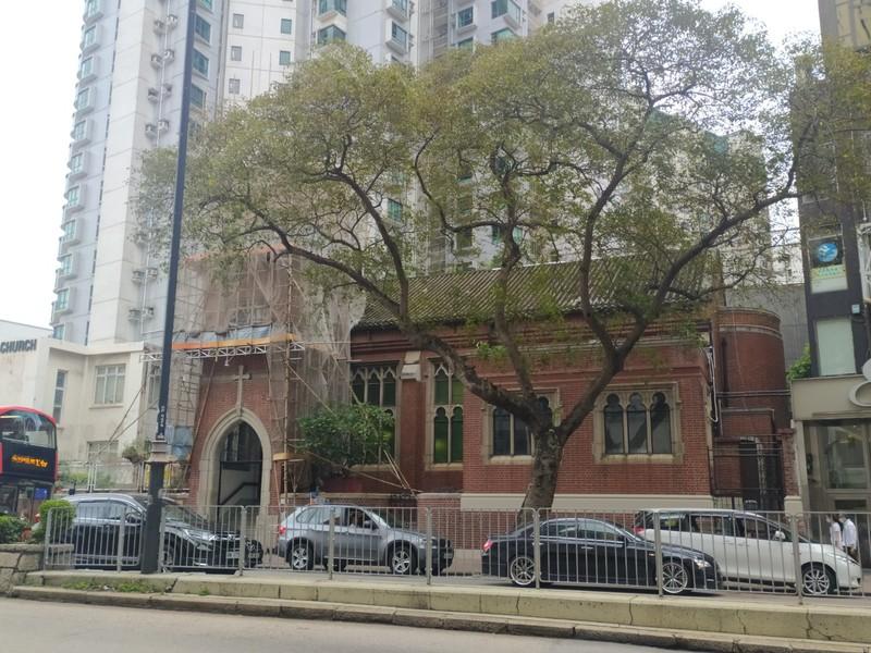 Kowloon Union Church.