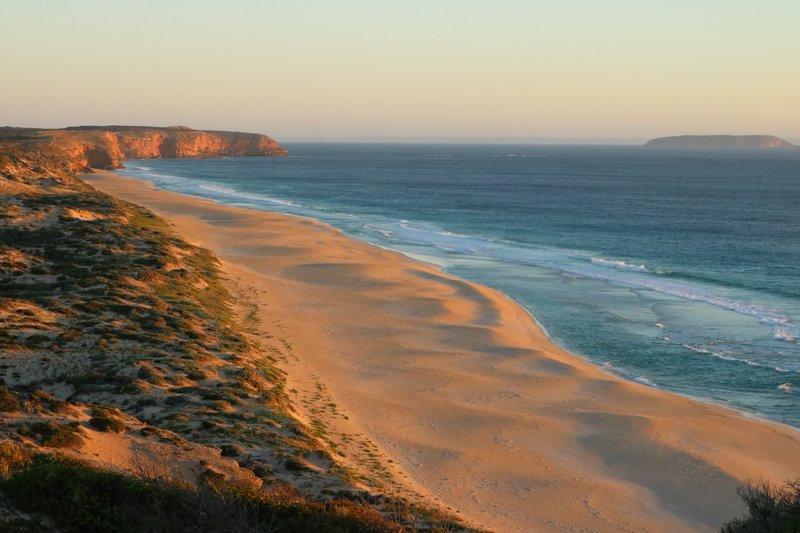West Cape beach