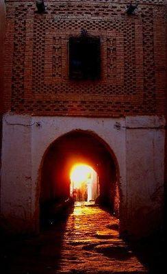 Oueled ech Cherif quarter, Nefta - Tunisia
