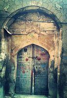 Door in Alqosh - Iraq