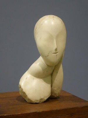 Brancusi - reminds somehow my blind Lega masks