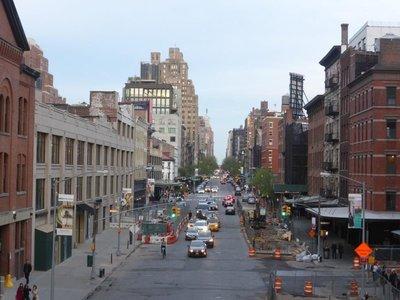 last street view