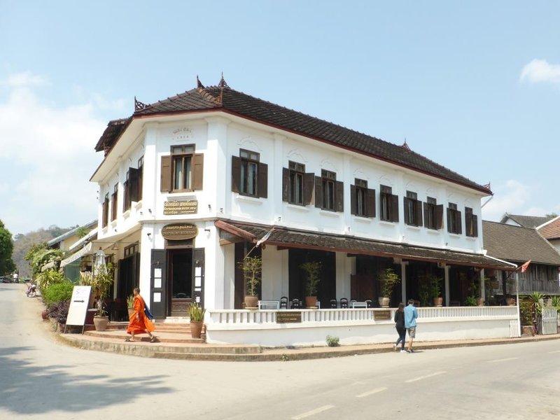 street view: hotel