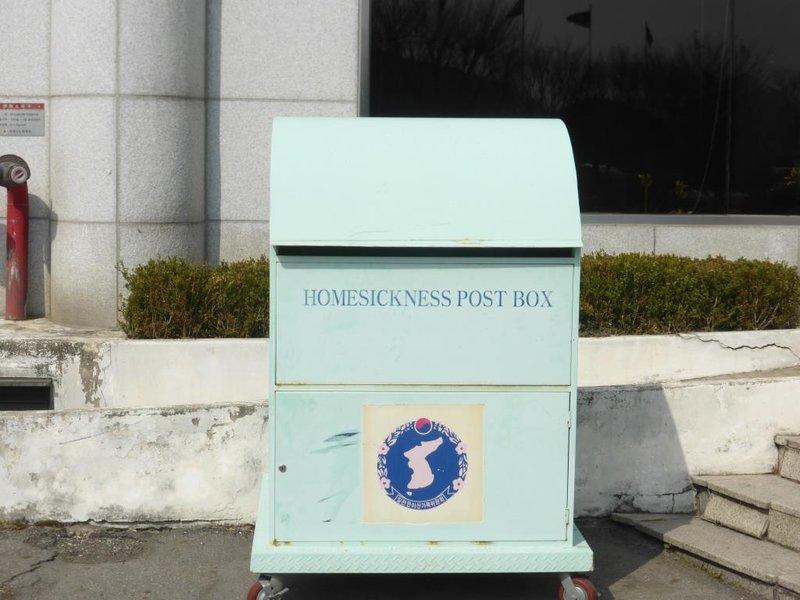 homesickness post box