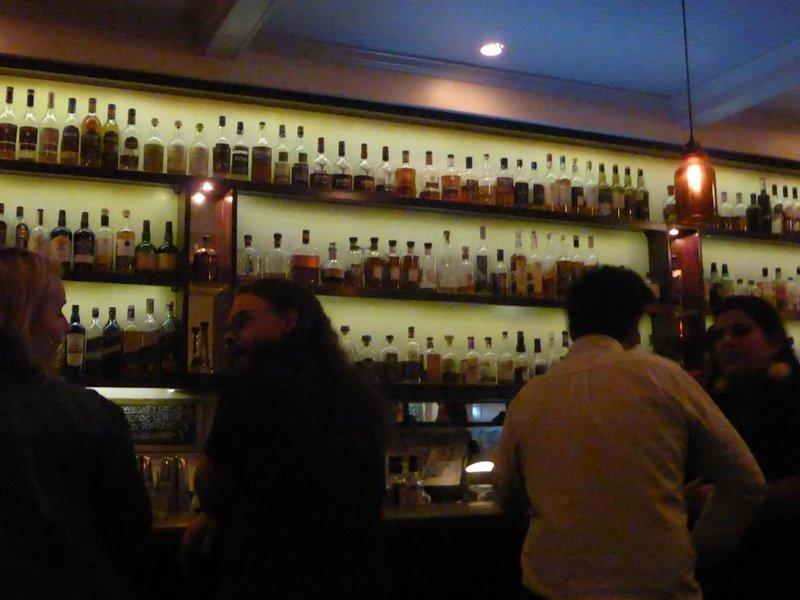 bar in Brooklyn