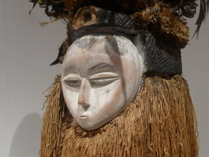 African Art section at SAM