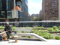 The High Line: diversion