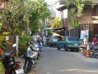 typical soi (small alley)