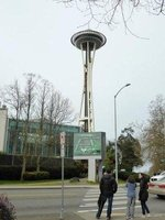 The Needle, iconic television tower