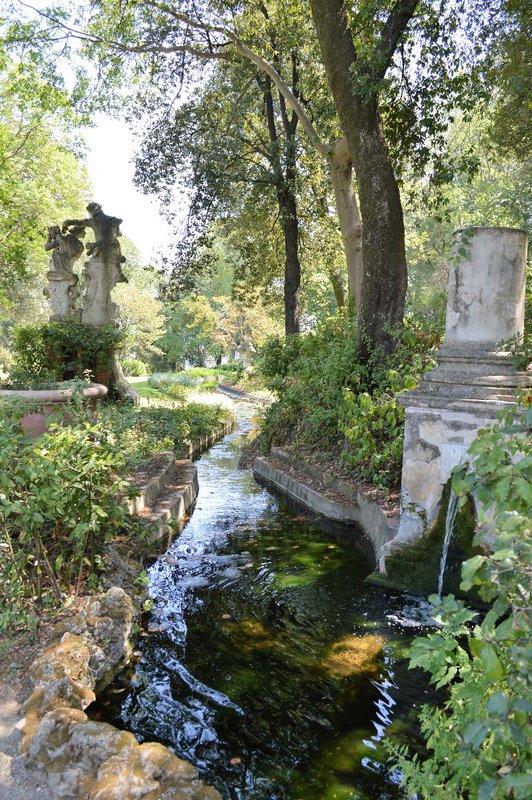 Giardino Bardini: An idyllic settng