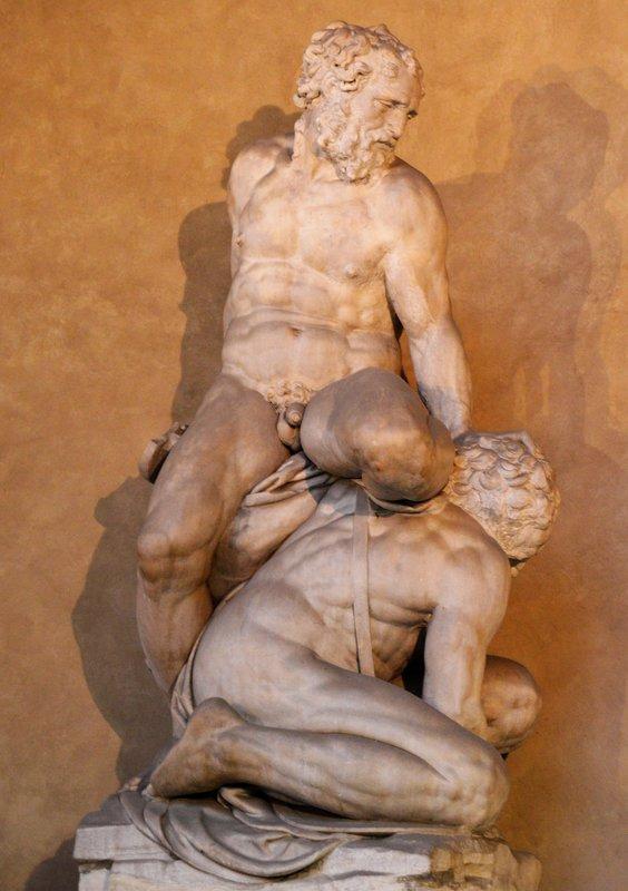 Samson and Philistine