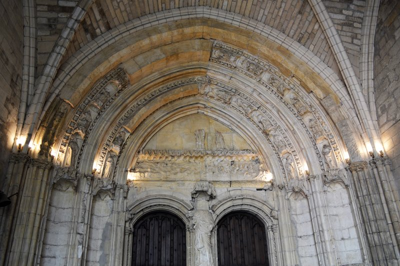 Doors to the Grand Chapel