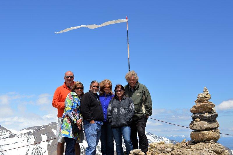 Jackson Hole @ 10,400 feet