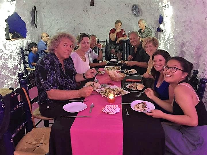 Flamenco dinner