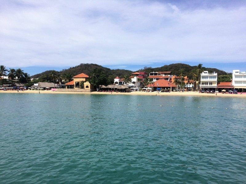 Santa Cruz Bay