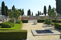 Courtyard of Roman house