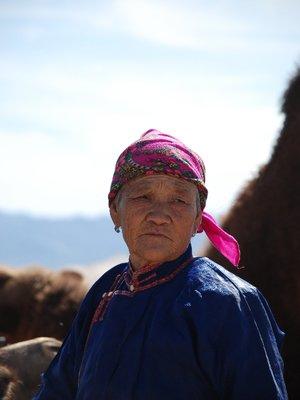 Gobi - Woman